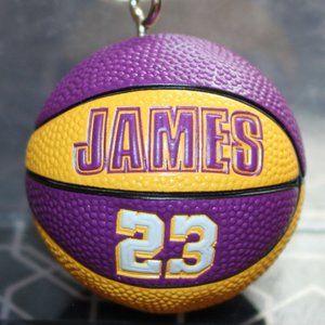"""NBA """"Lebron James"""" (keychain)"""